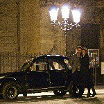 Instagram Avatar Midnight in Paris on Wheels